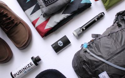 Prizes from the 2K Outdoor Essential Giveaway